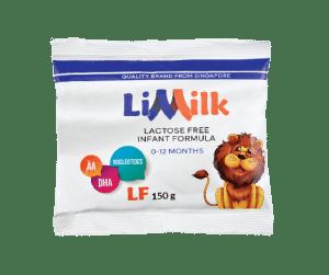 LiMilk Lactose-Free Infant Formula